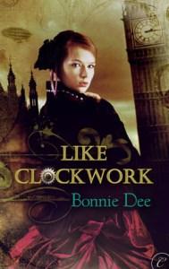 Like Clockwork by Bonnie Dee