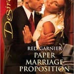 red garnier paper marriage proposition