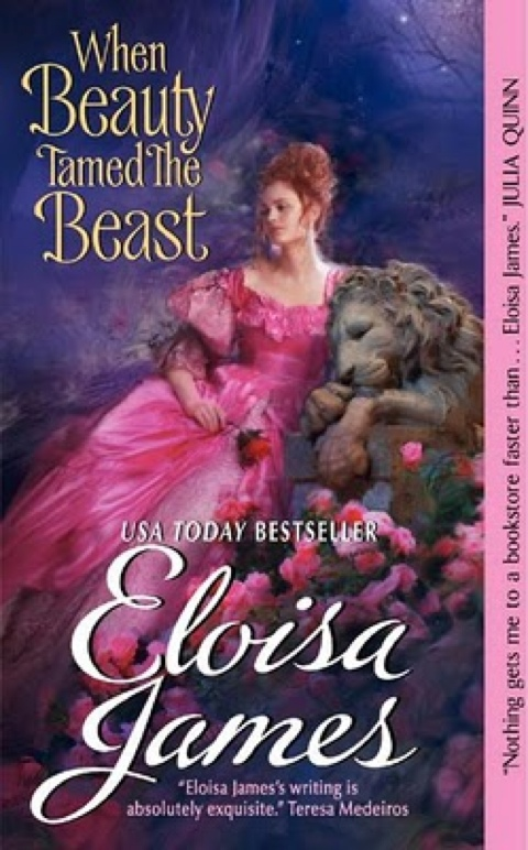 Romance author Eloisa James' historical characters don't