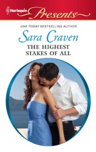 The Highest Stakes of All  by Sara Craven
