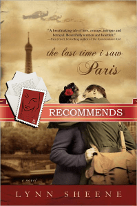 The Last Time I Saw Paris by Lynn Sheene