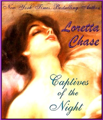 Captives of the Night Yost Cover