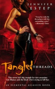 Tangled by Jennifer Estep