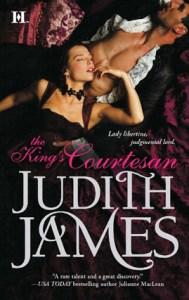 The King's CourtesanJudith James