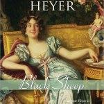 black sheep Georgette Heyer