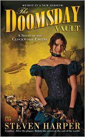 THE DOOMSDAY VAULT by Steven Harper