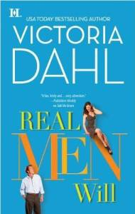 Real Men Will	Victoria Dahl