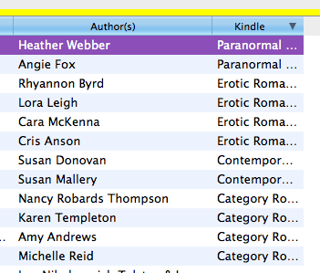 Kindle Collections Import