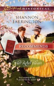 Her Rebel Heart byShannon Farrington