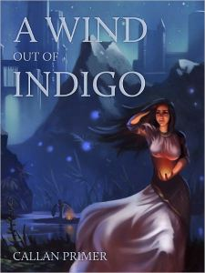 A window out of Indigo