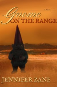 Gnome on the Range by Jennifer Zane