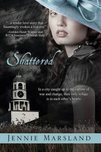 Shattered by Jennie Marsland