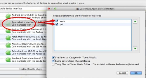 customize plugin for apple devices
