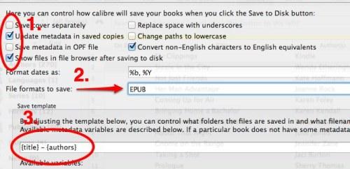 modify save to disk