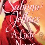 A Lady Never Surrenders Sabrina Jeffries