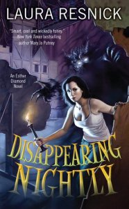 Disappearing Nightly Laura Resnick