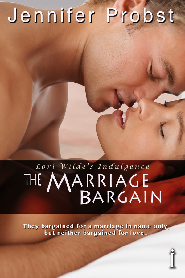 Review the marriage bargain by jennifer probst fandeluxe Images