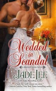 Wedded in Scandal Jade Lee