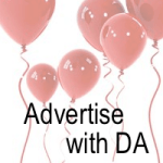 advertise with DA
