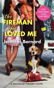 Fireman who loved me jennifer bernard