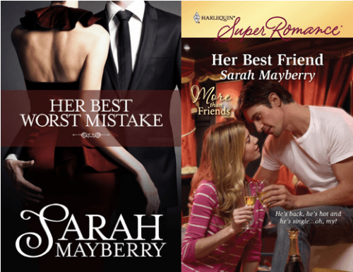 Sarah Mayberry covers