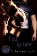 Heat of Passion By: Elle Kennedy