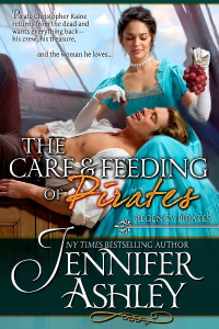 Care and Feeding of Pirates by Jennifer Ashley