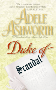 Duke of Scandal Adele Ashworth