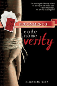 code name verity elizabeth wein
