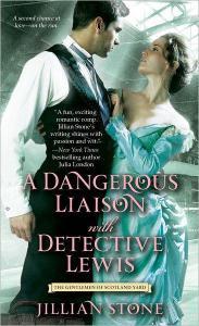 A Dangerous Liaison with Detective Lewis Jillian Stone