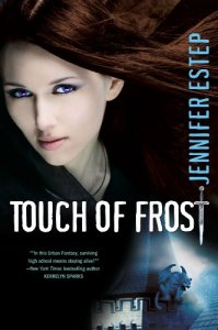Jennifer Estep Touch of Frost