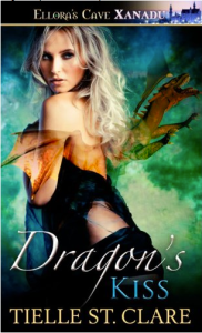 Dragon's Kiss (Shadow of the Dragon, Book One) Tielle St. Clare