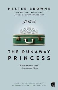 The Runaway Princess by Hester Browne