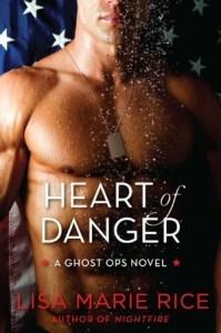 Heart of Danger by Lisa Marie Rice