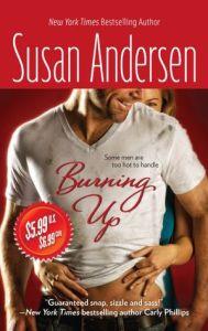 Burning Up      by     Susan Andersen