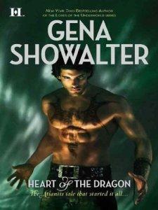 Heart of the Dragon (Atlantis) Gena Showalter