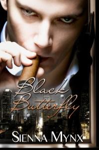 Black Butterfly Sienna Mynx