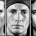 Marines' Faces Before, During, and After Serving in Afghanistan
