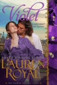 Violet (Flower Trilogy, Book 1)   by     Lauren Royal