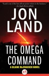 The Omega Command (Blaine McCracken Series #1)       by     Jon Land