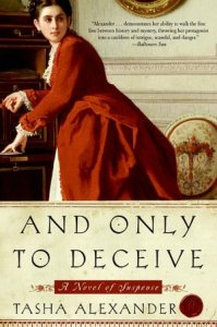 And Only to Deceive (Lady Emily Series #1)      by     Tasha Alexander
