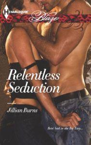 Relentless Seduction by Jillian Barnes