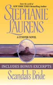 Scandal's Bride with Bonus Content Stephanie Laurens