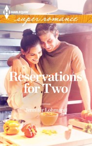 Reservations for Two by Jennifer Lohmann