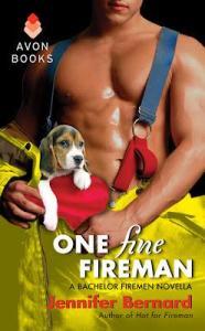 One Fine Fireman by Jennifer Bernard