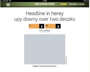 Headline herey