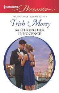 Bartering Her Innocence by Trish Morey
