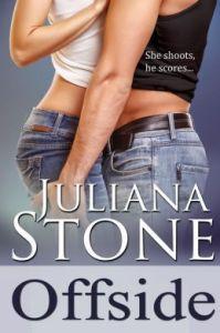 Offside by     Juliana Stone