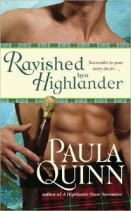 Ravished by a Highlander (Children of the Mist Series #1)      by     Paula Quinn
