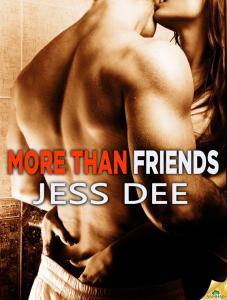 More than friends Jess Dee
